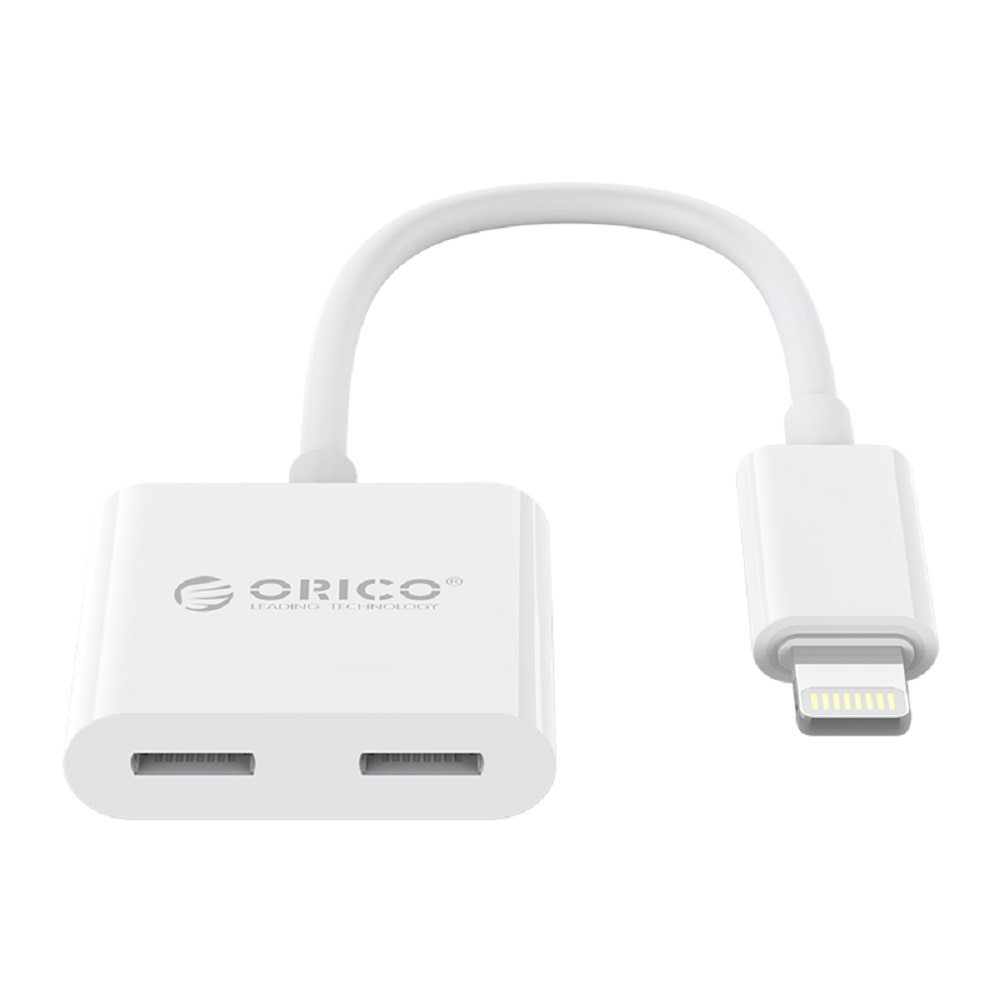 ORICO LIGHTNING TO DUAL LIGHTNING FOR IPHONE