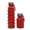 FOLDABLE WATER BOTTLE  500 ML – RED